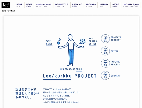 Lee/kurkku Project